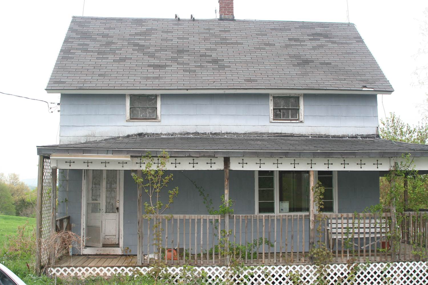 Lead inspections and consulting chem scope inc for Lead paint on exterior of house